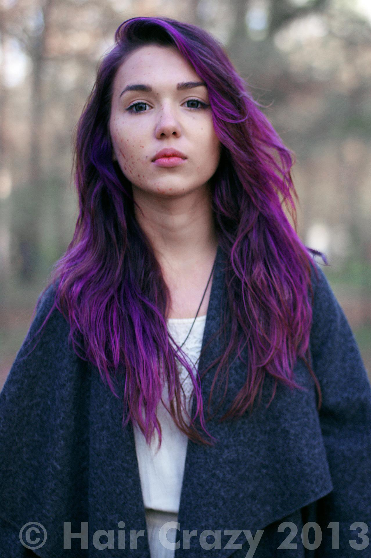 How To Get This Purple Forums Haircrazy Com
