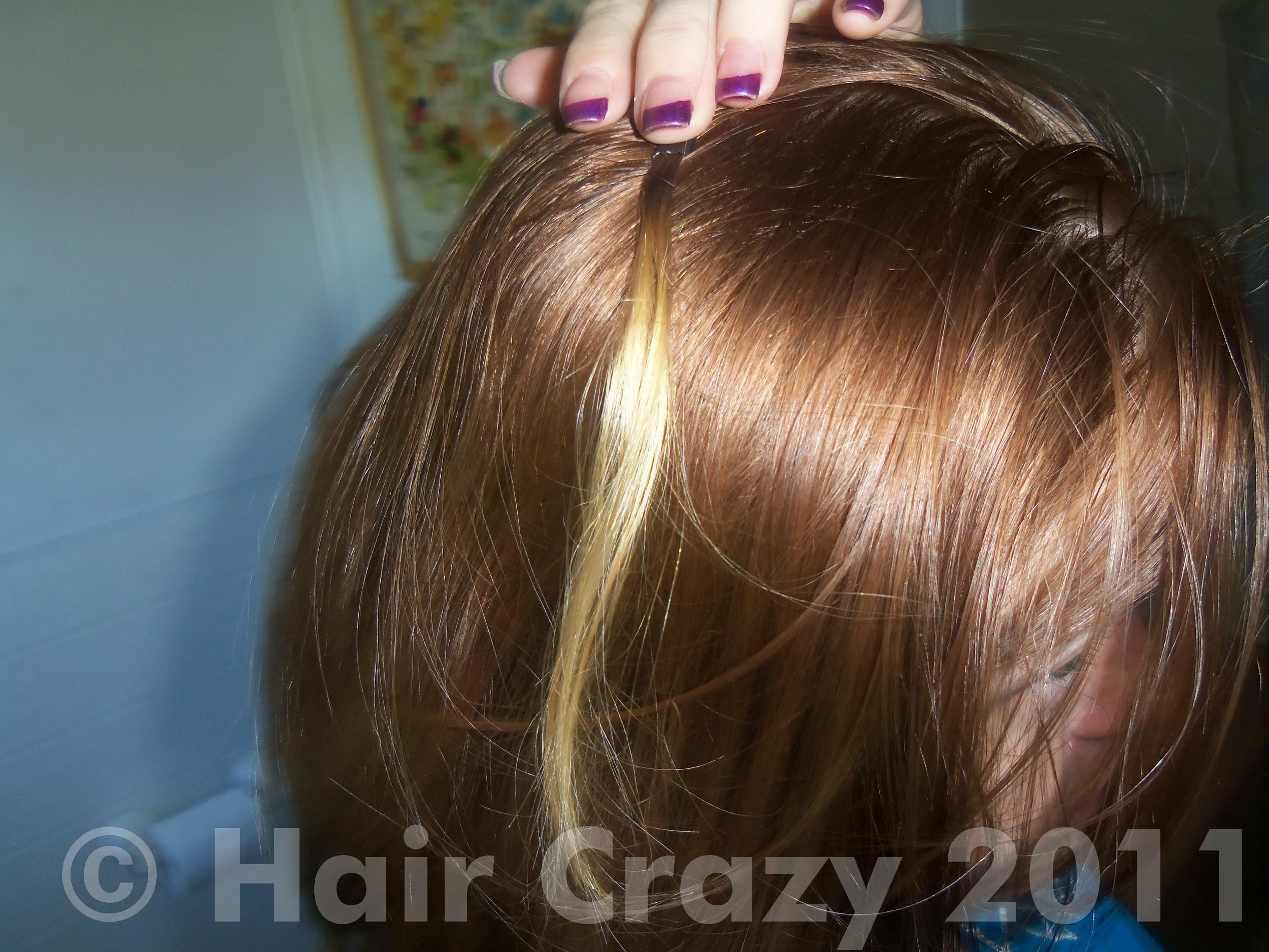 Not Happy With Strand Test Results Forums Haircrazy Com