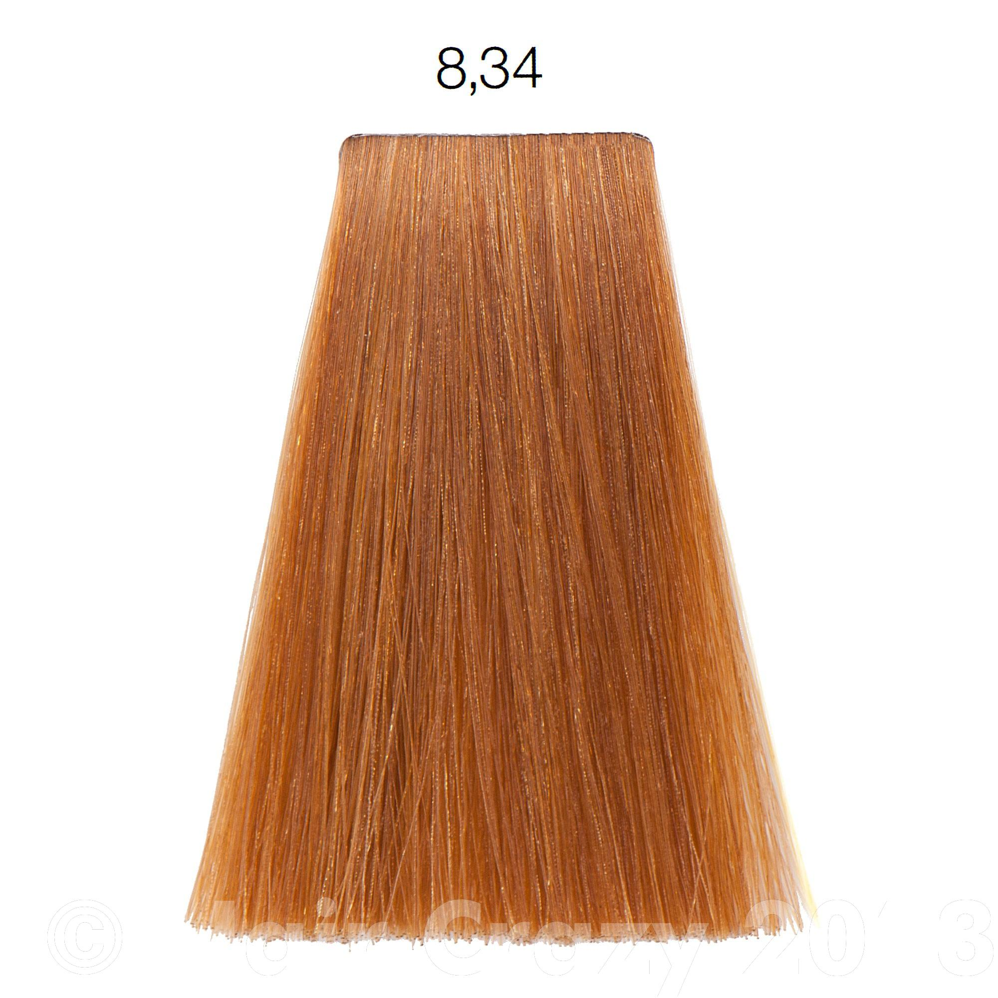 INOA - mixing two shades 7.43 and 8.34 ? - Forums - HairCrazy.com