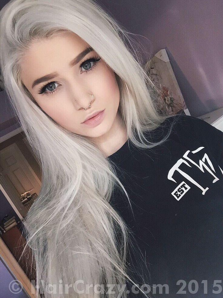 Pleasing Light Golden Blonde To Ash White Blonde Forums Haircrazy Com Hairstyle Inspiration Daily Dogsangcom