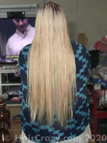 Final Result after Joico. We have since toned it.