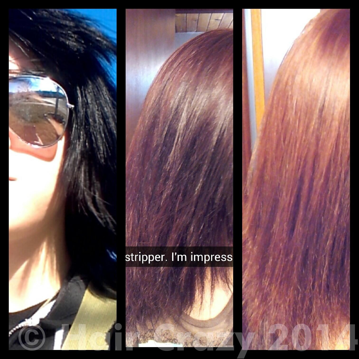 How To Use Color Oops On Black Hair Images Black Hair Surion