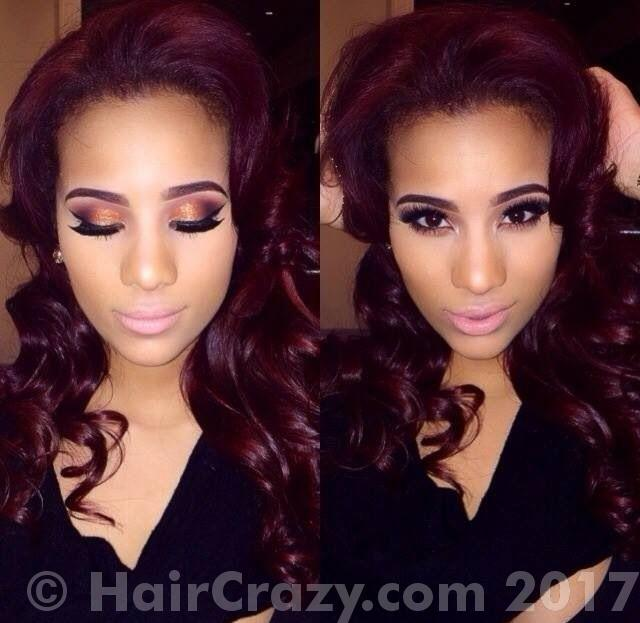 Help Getting This Burgundy Shade  Forums  HairCrazycom