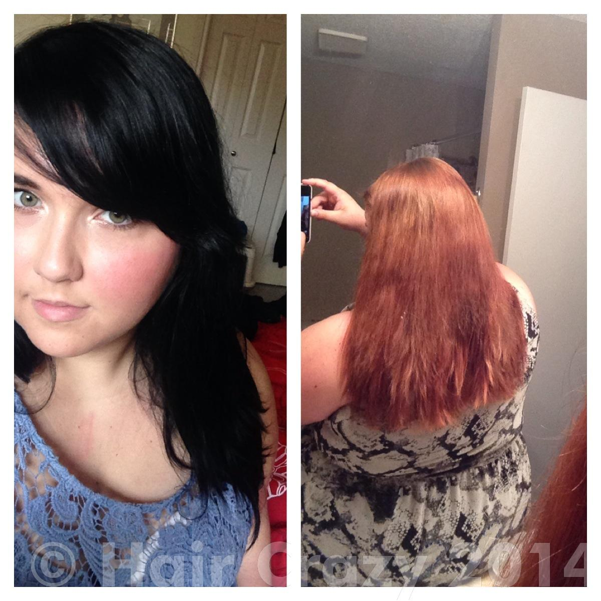 after 2 bleaches a toner - Color Out Nirvel