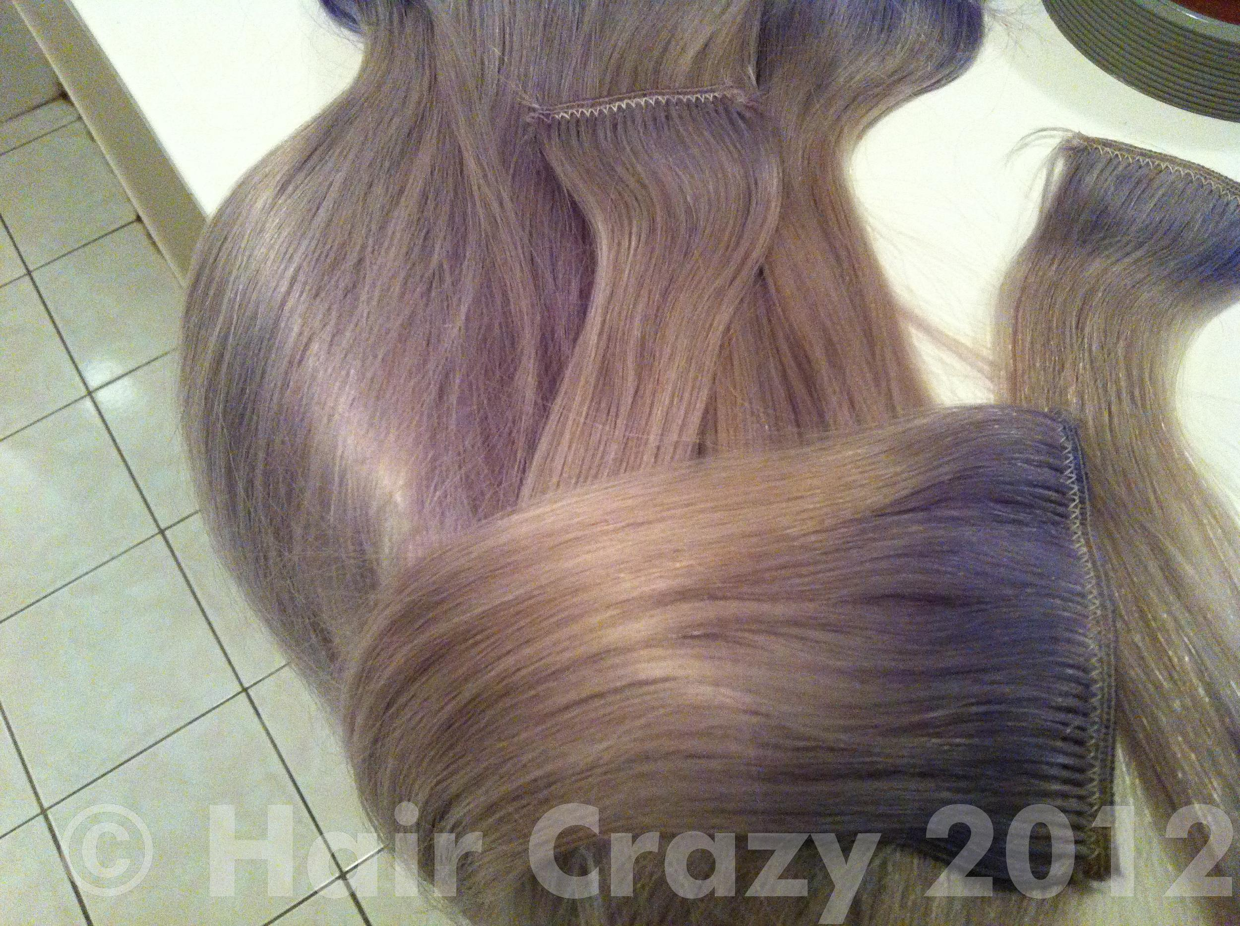 Toning hair extensions with purple shampoo trendy hairstyles in toning hair extensions with purple shampoo pmusecretfo Images