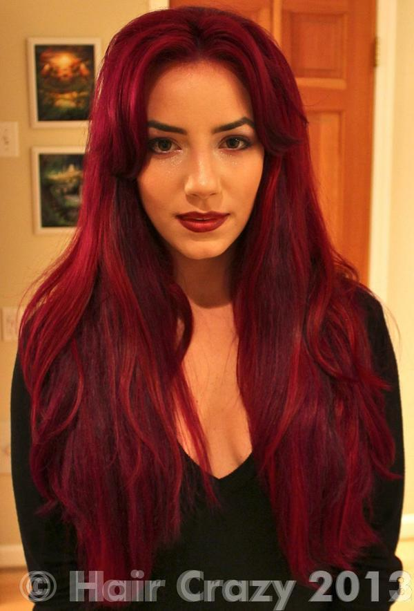 Deep Red Hair Colour Forums Haircrazy Com