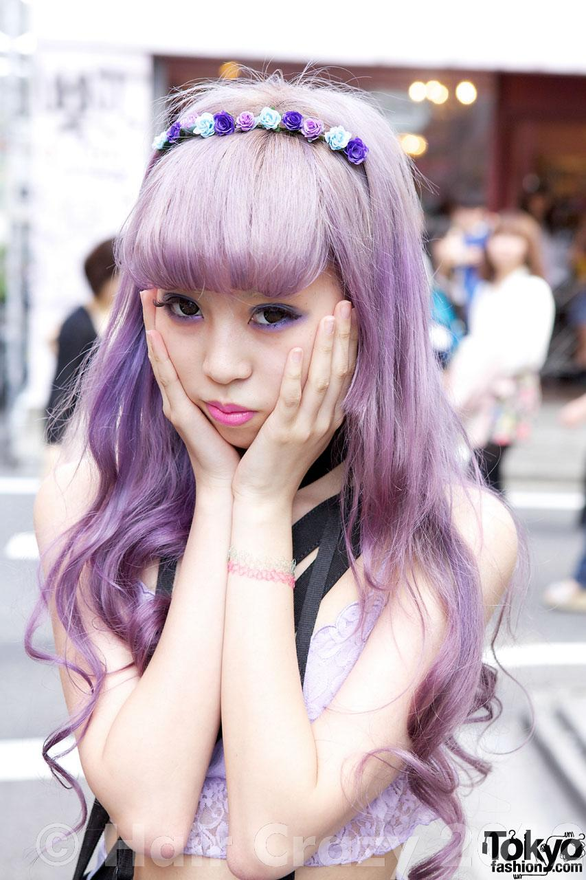 Pastel Lavender Color On Yellow Gold Toned Hair Forums