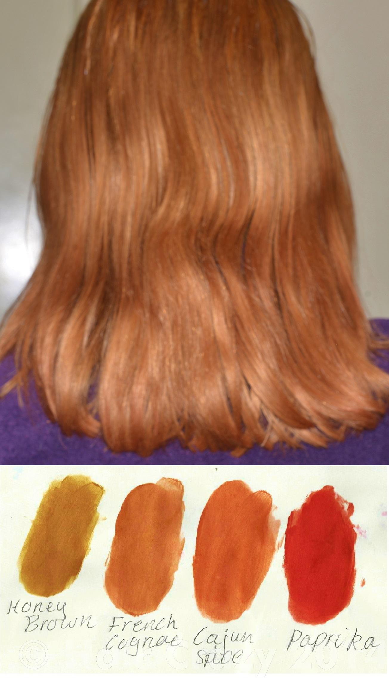 Hair Help Damaged Uneven Ginger Hair Forums