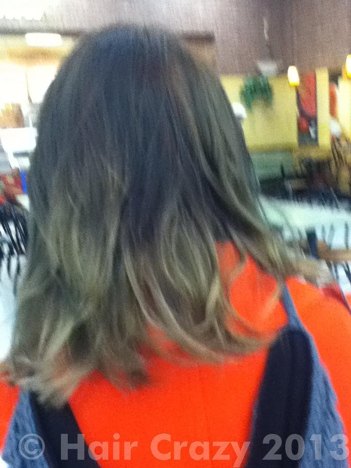 Crazy Hair Color To Natural