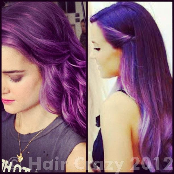 Purple Hair The Best Color Forums Haircrazy Com