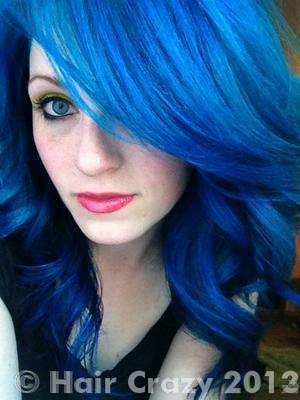 am i light enough to dye my hair blue forums