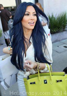 How to achieve blue black hair forums haircrazy this is the desired colour urmus Images
