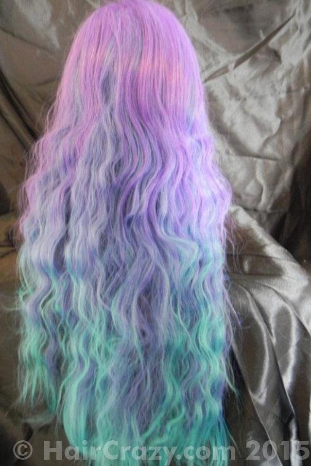 help with pinkpurpleaqua ombre hair forums haircrazycom