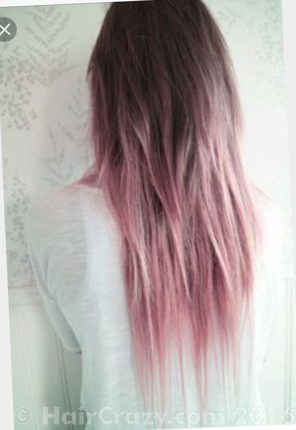 Help To Find Right Colour To Dye My Hair Dirty Pink