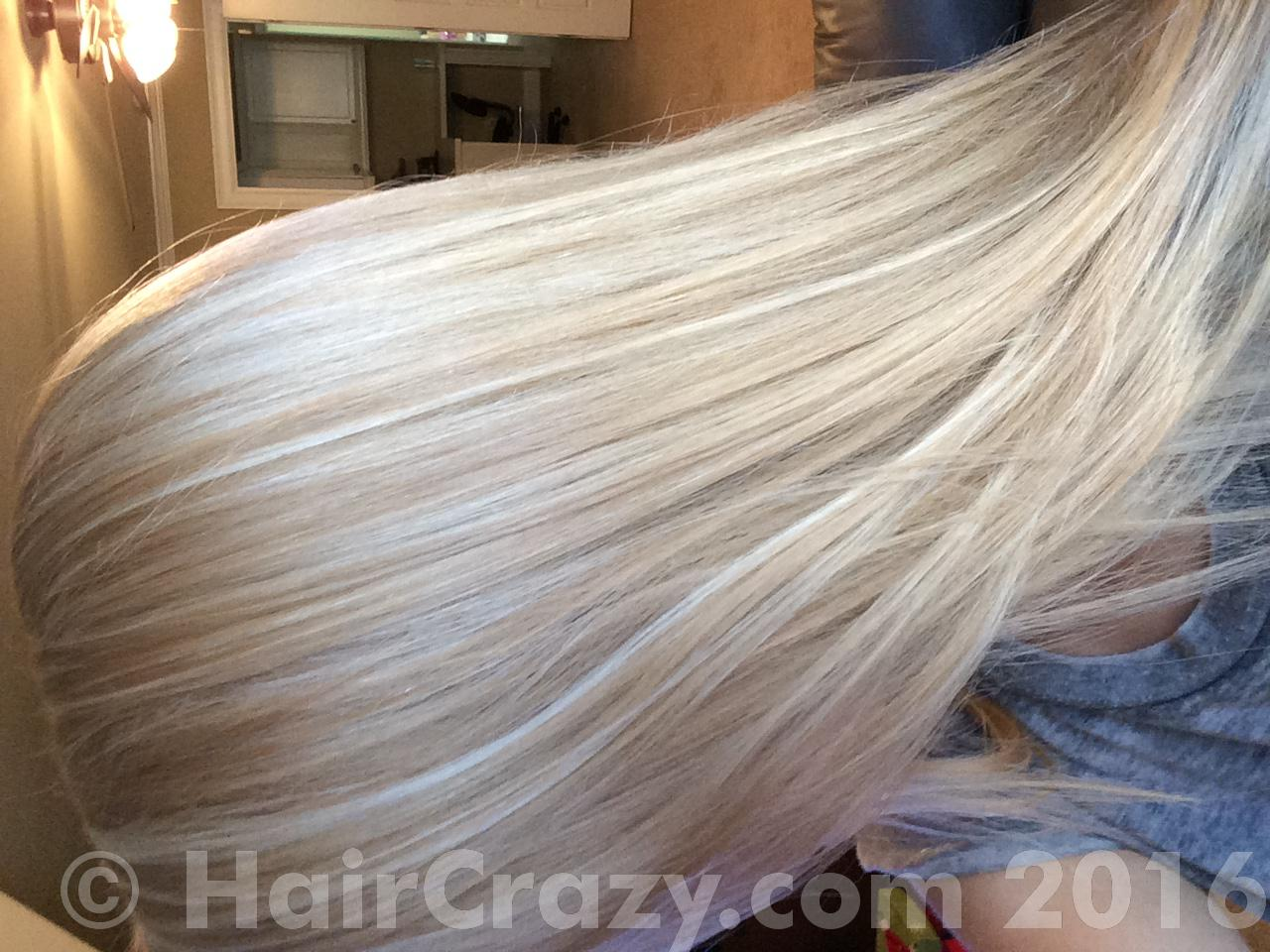 Bleaching over white highlights pictures forums haircrazy wickedpixie urmus Gallery
