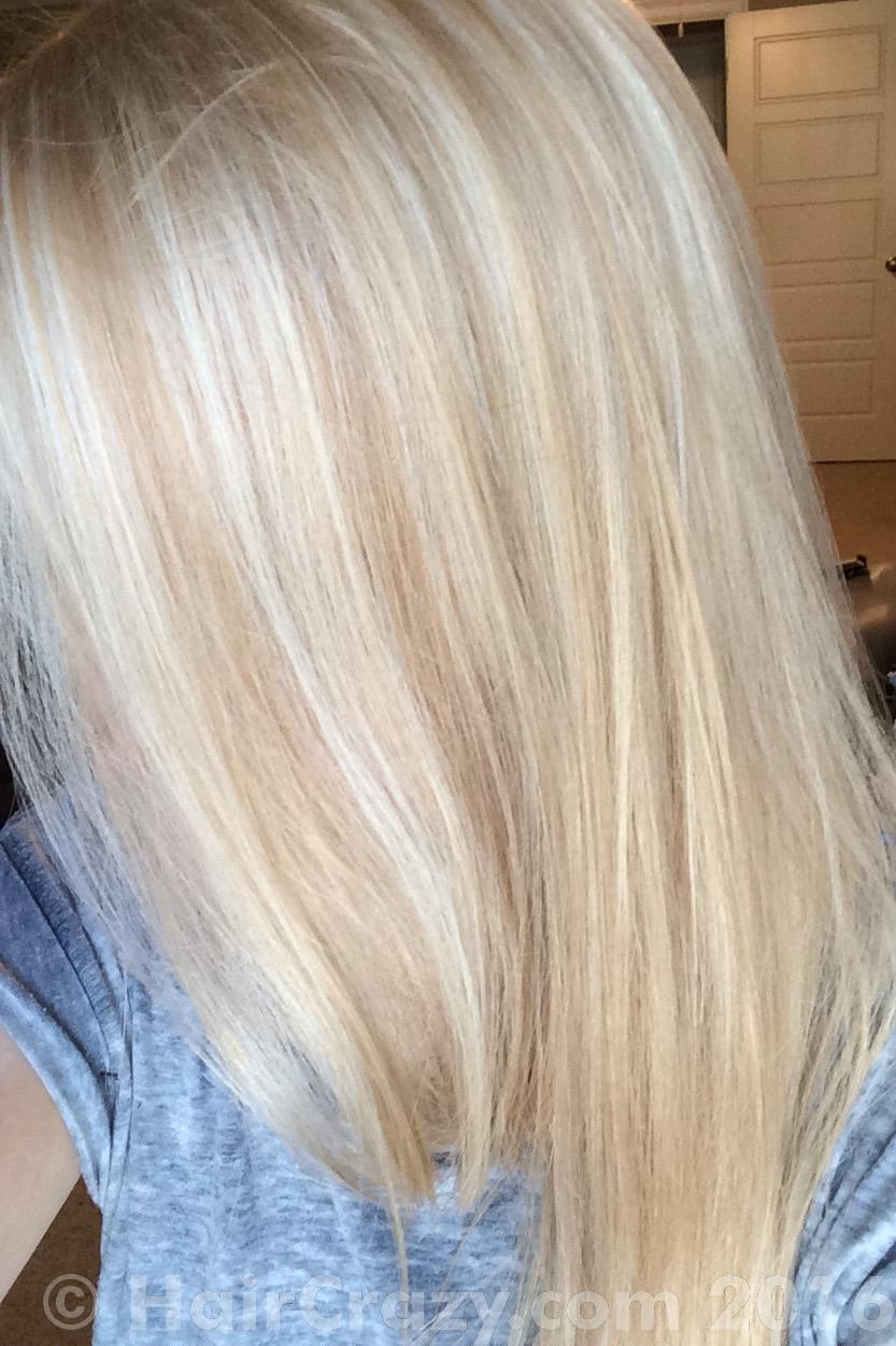 Bleaching over white highlights pictures forums haircrazy wickedpixie pmusecretfo Images