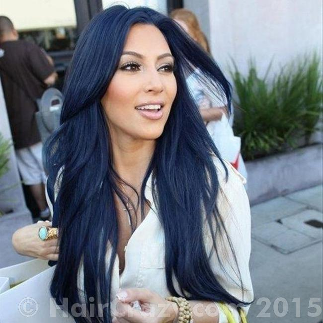 Wanting Navy Blue Hair Forums Haircrazy Com