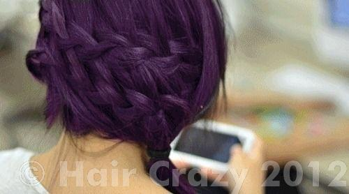 Trying To Get To Purple Help Forums Haircrazy Com