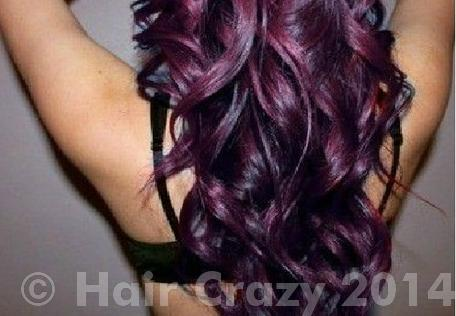 """vibrant purple/wine color """"can i get this color without ..."""