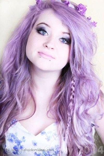 Girls With Light Purple Hair Tumblr Which would be ...