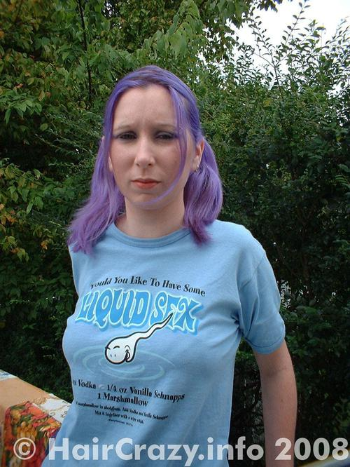 smurfette7265 using Manic Panic Ultra Violet - 12th September 2004 3:30 p.m.