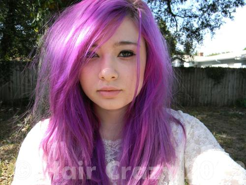 Buy Purple Haze Manic Panic Hair Dye Haircrazy Com