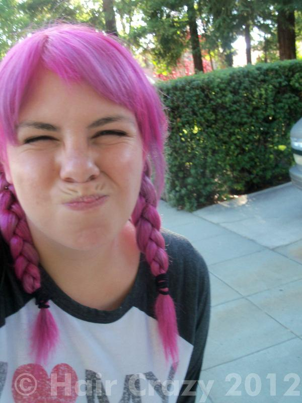 kaylalee's M... Manic Panic Cotton Candy Review