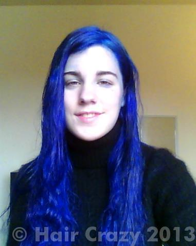 Buy Rockabilly Blue Manic Panic Hair Dye Haircrazy Com