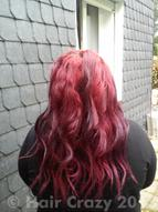 LadyLeighis's hair October 2013