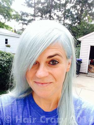 Dufferoo -   - Blissful Blue   - Silver (Pravana)