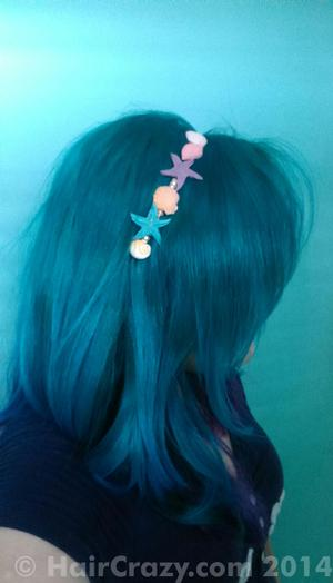 DivineAndDamned -   - Alpine Green (Punky)   - Atlantic Blue (Punky)   - Turquoise (Punky)