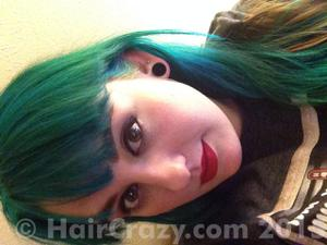 McRage -   - -   - Turquoise (Punky)
