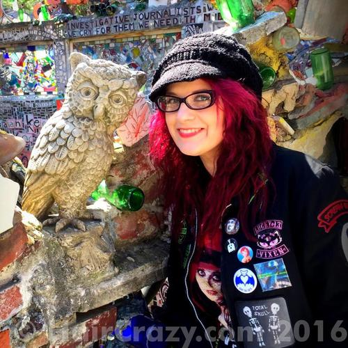 livingdeadgirlnicole using -, Arctic Fox - Violet Dream, other (not listed) - 25th March 2016 3:41 p.m.
