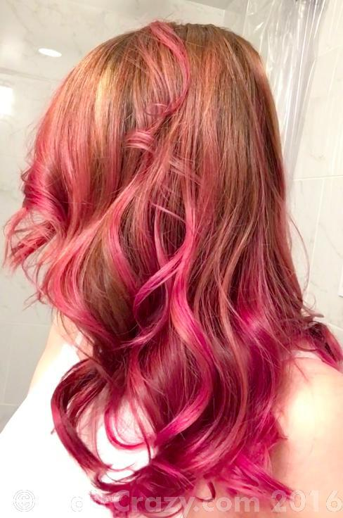 HildeSnow using Pravana Wild Orchid - 11th November 2016 3:09 p.m.