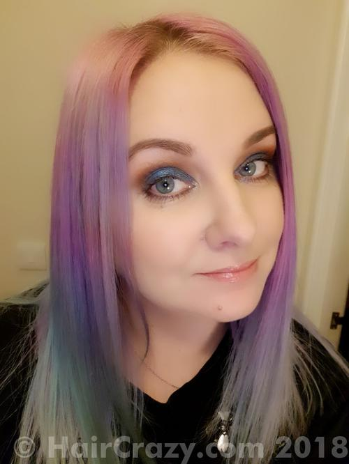 LiseBrown using Adore Violet Gem - 6th January 2018 7:01 p.m.