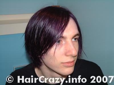 Dyeing Unbleached Hair - HairCrazy.com