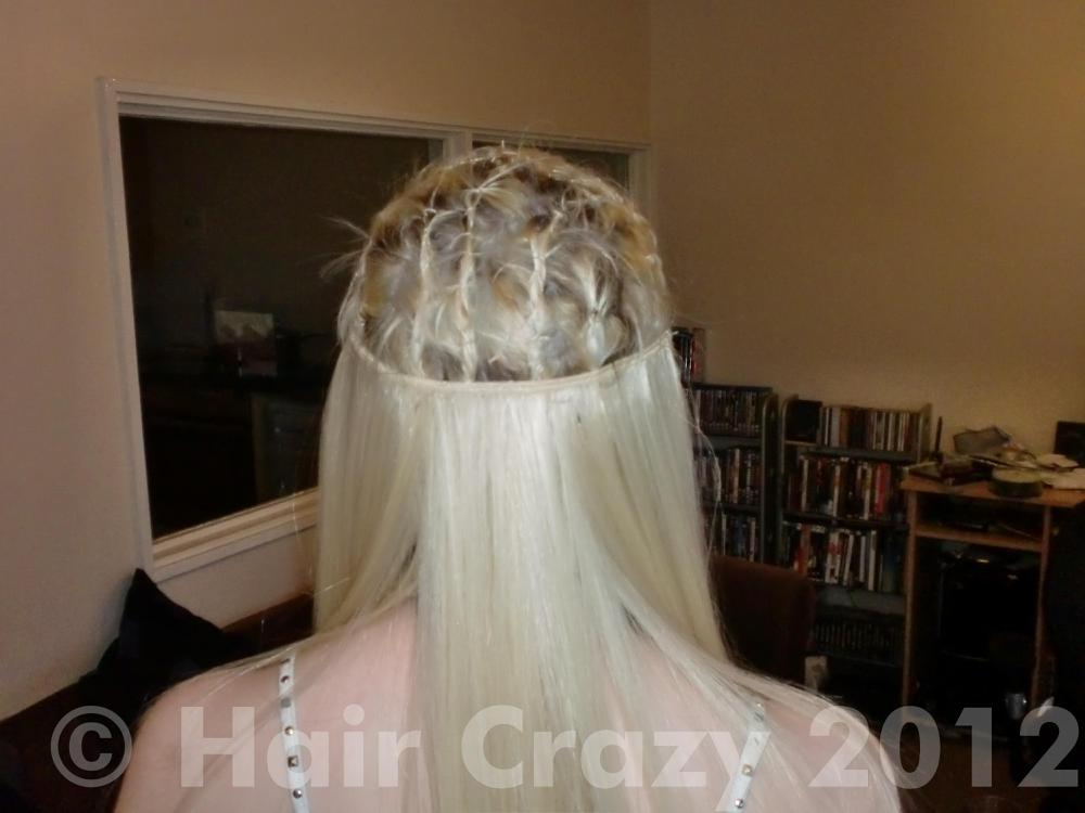 How to do a hair weave haircrazy now pmusecretfo Gallery