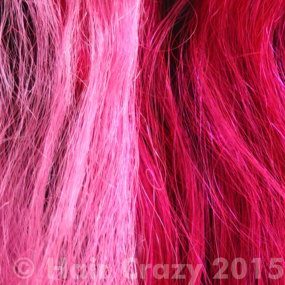 ColourB4 is effectively removing Atomic Pink without the damaging effects of bleaching.